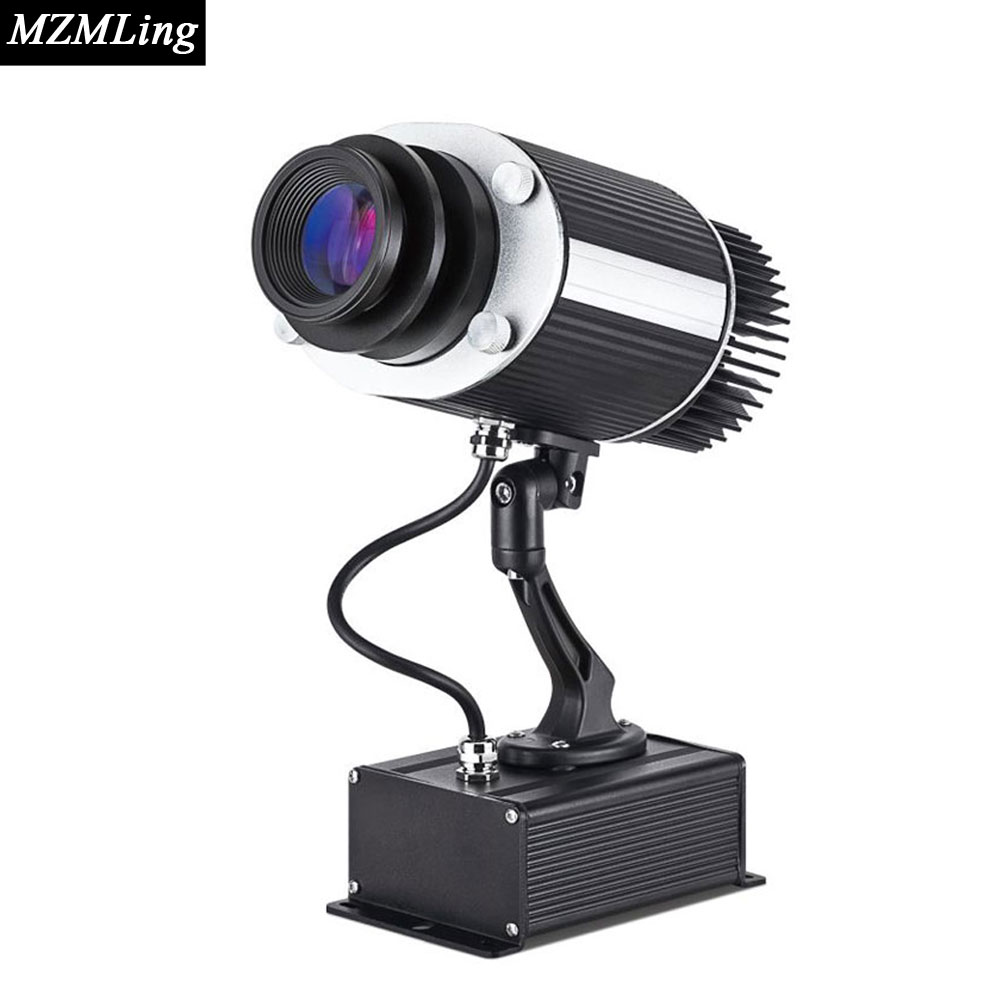 LED 20W Waterproof Rotary Projection Light High Resolution Logo ...