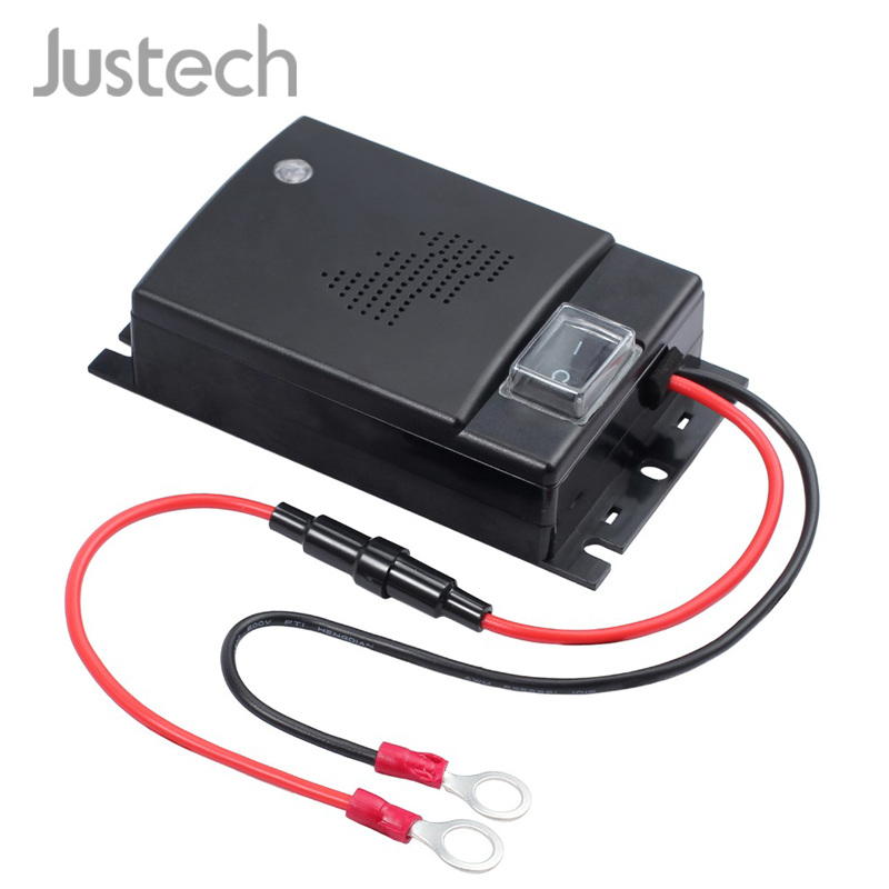 12V 12-45KHz Mouse Ultrasonic Repeller Animal Avoid Marten Damage Engine Compartment Automatic Tone Sequence Speaker For Car RV