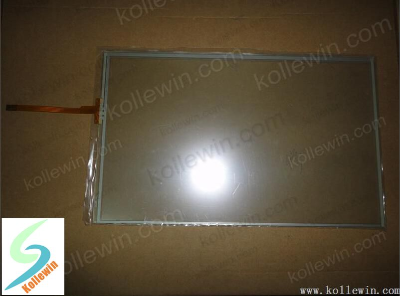 MT6100I 1PC new touch glass for touch screen panel HMI MT6100I/ MT6100iV1WV/ MT6100iV2WV/ MT8100I.
