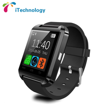 Original Neue U uhr u8 + Bluetooth Armbanduhr Mode Smartwatch Für iPhone Android Samsung HTC LG Sony