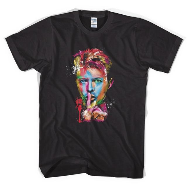 David Bowie Impressão 3D T Shirt Das Mulheres Dos Homens Famosa Marca de Moda rocha Hip hop Tees Mens Engraçado camisetas Impressão de Cor Presentes Especiais