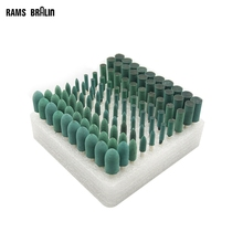 100 pieces Assorted Rubber Mounted Point