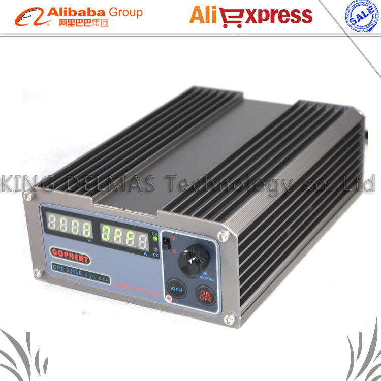 New  high precision  Digital Adjustable MINI DC Power Supply OVP/OCP/OTP 32V5A 110V-230V 0.01V/0.001A EU 1 pc cps 3220 precision compact digital adjustable dc power supply ovp ocp otp low power 32v20a 220v 0 01v 0 01a
