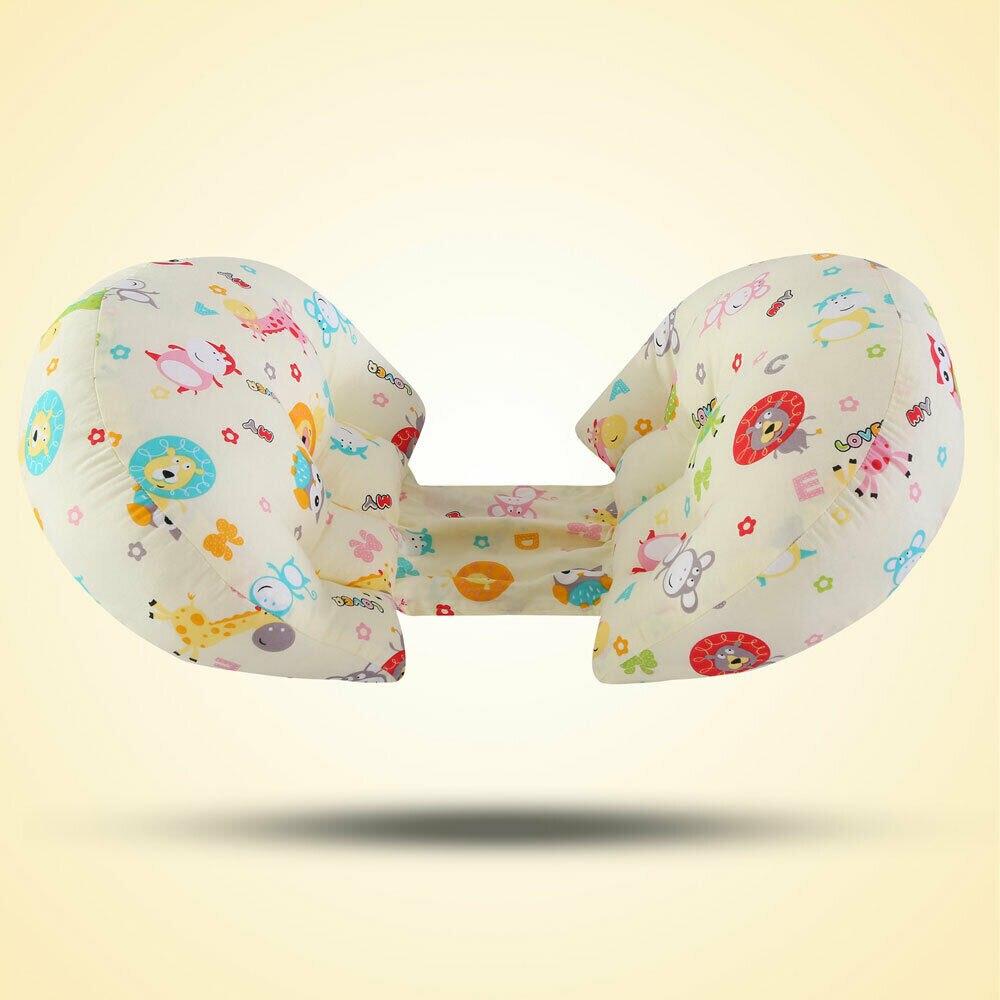 Многофункциональный беременных Для женщин для беременных и матерей после родов U-Форма мягкая подушка живота для всесторонней защиты Уход спальные Поддержка подушки - Цвет: B