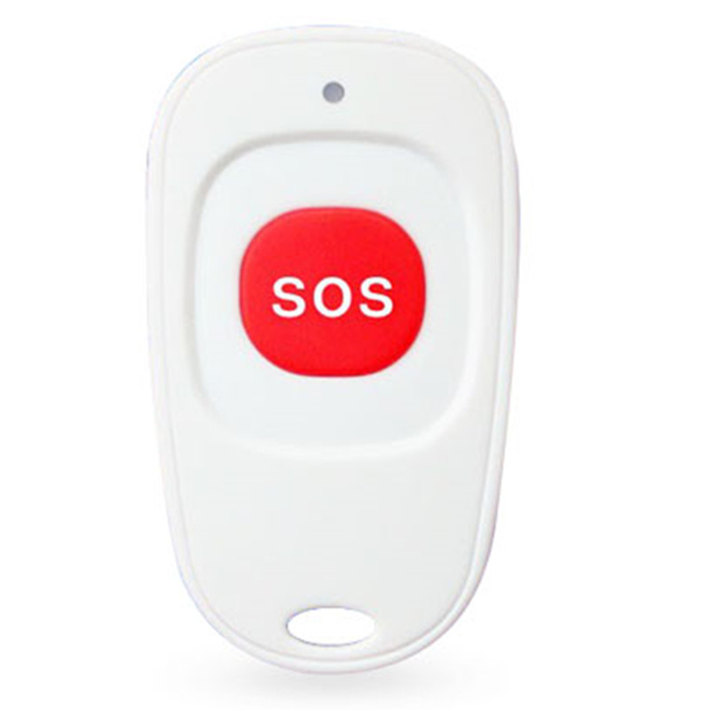 433 wireless remote control Emergency Panic Button For GSM Alarm System
