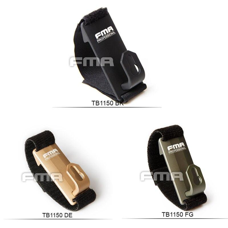 Concienzudo Fma Chaleco Accesorios Aluminio Fijo Sling Cinturón Y Chaleco Hebilla Tb1150bk/de/fg