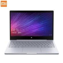 Оригинал Сяо Mi Ми ноутбук AIR 12.5 дюймов ноутбук Intel Core M3-6Y30 Процессор 4 ГБ Оперативная память Windows 10 двухъядерный ультрабук