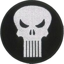 Custom embroidery Patches Film Chacrater logo Iron on-Sew On badge for clothing factory custom service available