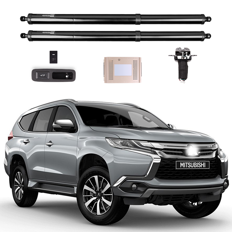 New Electric Tailgate Refitted For Mitsubishi Pajero Sport Tail Box Intelligent Electric Tail Door Power Operated Tailgate