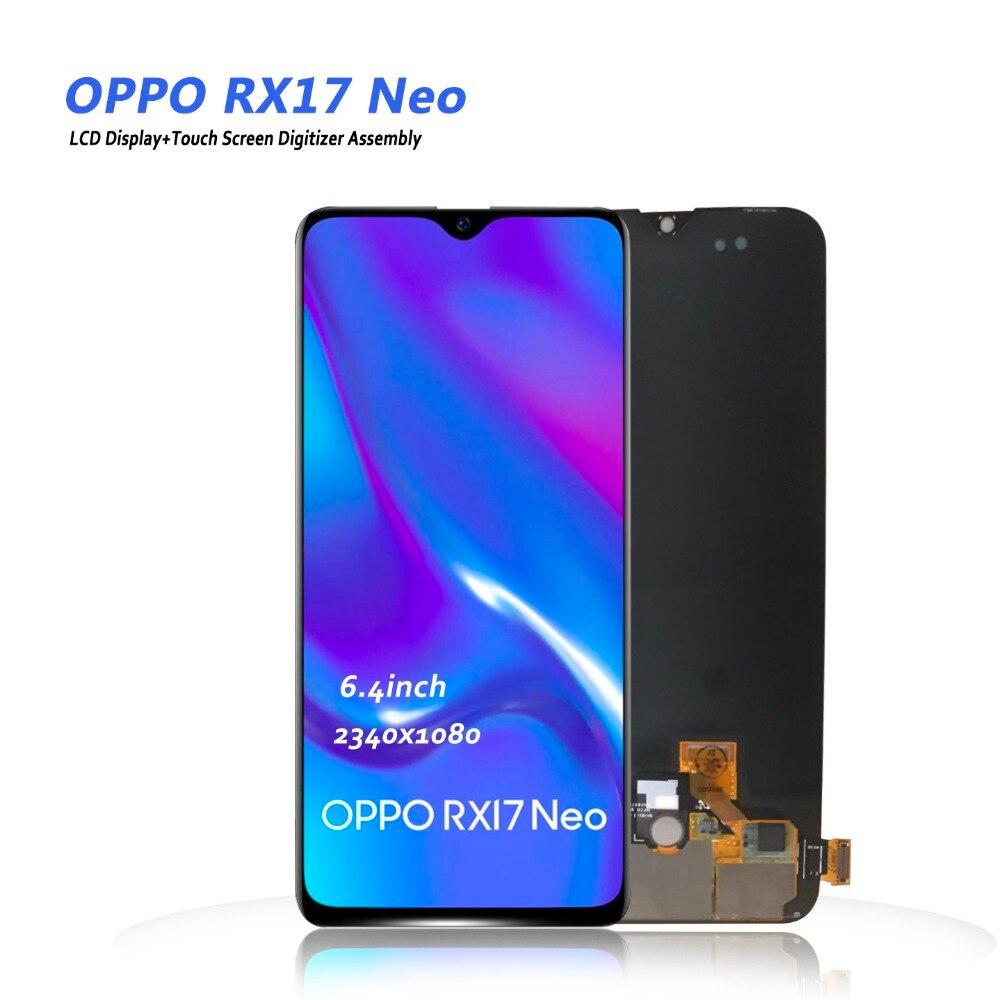 Écran tactile avec écran LCD assemblage écran OPPO RX17 Neo LCD matrice écran D'affichage pour OPPO RX17 pro Livraison Gratuite