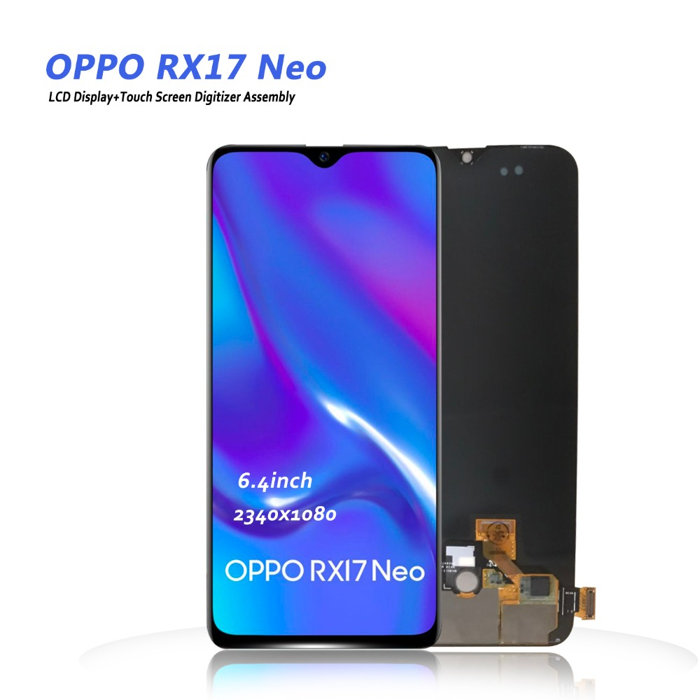 Touch Screen With LCD Display Assembly Screen OPPO RX17 Neo Cph1893 LCD Matrix Screen Display For OPPO RX17 Pro Free Shipping