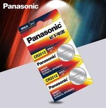 2pcs cr2012 3 Marca Original novo PANASONIC bateria v botão de célula tipo moeda baterias para assista computer cr 2012
