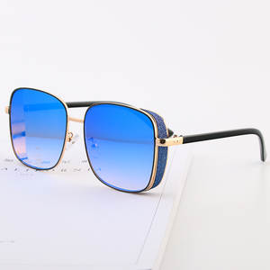 0995a8eefba JackJad Square Aviation Sunglasses Women Sun Glasses