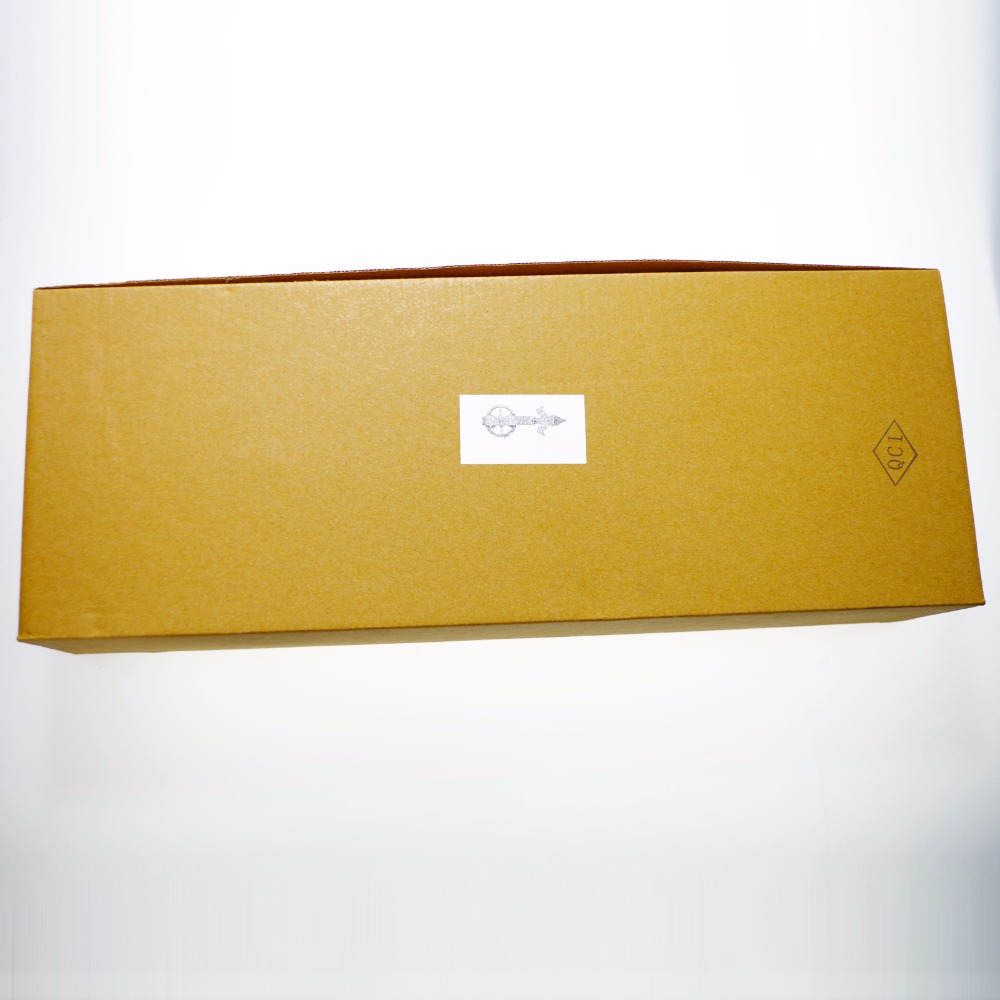 Купить с кэшбэком LWZH 4FT/5FT/6FT/6.6FT/9FT Classical Style Sliding Wood Barn Door Hardware Kit Flower Arrow-Shap with Big Roller for Single Door
