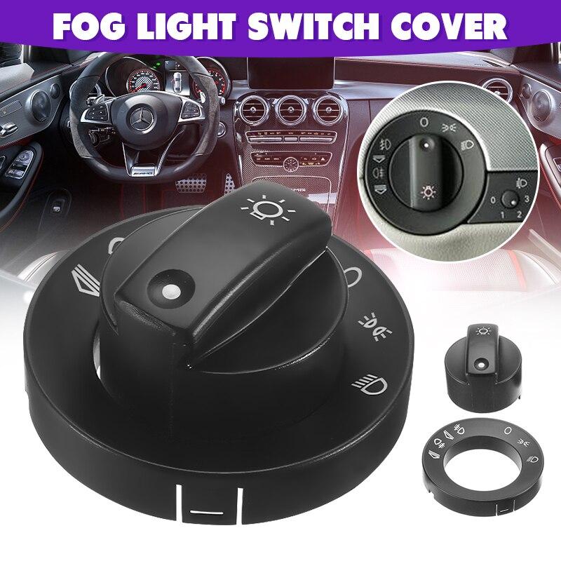 Headlight Fog Light Lamp Switch Repair Kit For Audi A4 S4