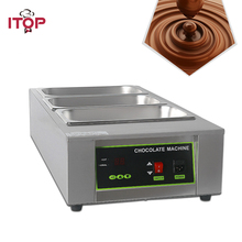 2016 Digital Chocolate Melting Machine Stainless Steel Chocolate Machine Free Shipping To Some Countries discount 500x500mm 20x20 silicone rubber sheet high temp commercial grade free shipping to many countries