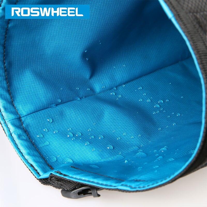 roswheel 131372  ROSWHEEL Bicycle Tail Bag waterproof Seat Post Storage Pack Cycling ...