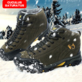 High quality Foreign trade the original single men high help waterproof outdoor hiking boots shoes unisex trekking shoes 558