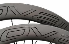 width 25mm carbon bike disc clincher tubeless wheel 50mm 60mm customized decal with center lock 12*100 12*142 or XD XX1 biggest and strongest carbon ruedas mtb 26er fat bike clincher rim 100mm width 25mm depth wide bicycle wheel tubeless compatible