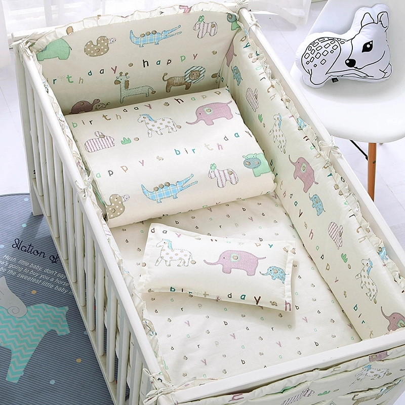 Customized Baby Bedding Set Cotton Filling Baby Bed Products Set 4pcs to 10 pcs Crib Bedding Kit Newborns Cot Protect Bumpers Customized Baby Bedding Set Cotton Filling Baby Bed Products Set 4pcs to 10 pcs Crib Bedding Kit Newborns Cot Protect Bumpers
