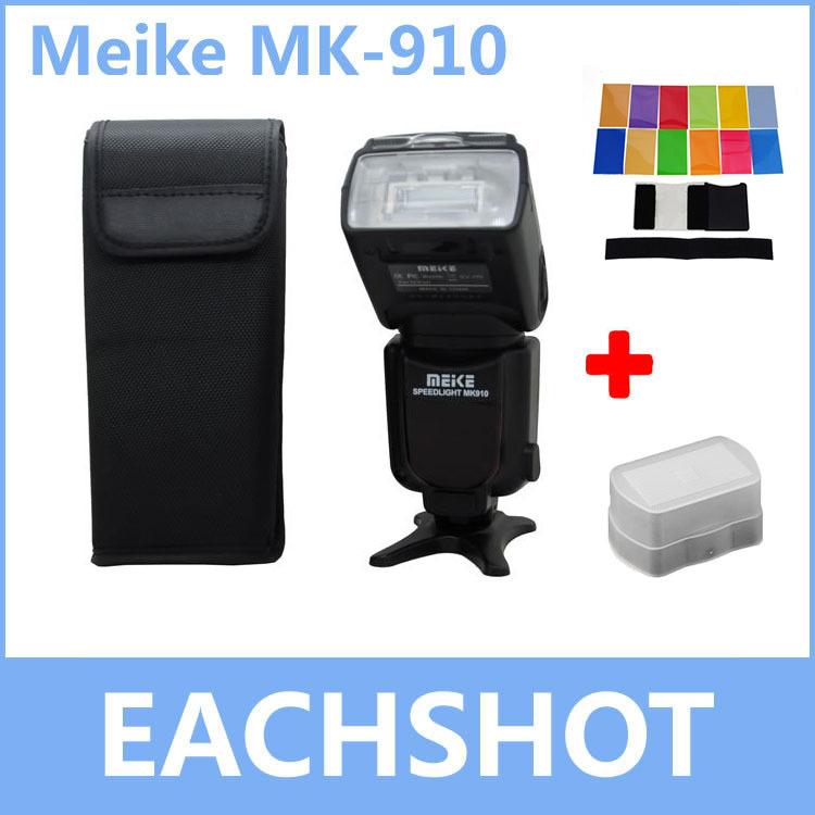 Meike MK-910 MK910 MK 910 i-TTL Flash Speedlight 1/8000s HSS Master for Nikon D7100 D7000 D5300 D5200 D5100 D3200 D3100 D3000 meike mk 320 i ttl hss master flash speedlite for nikon j3 d750 d550 d810 d610 d7100 d5300 d5100 d5200 d5000 d3300 d3200 d3100