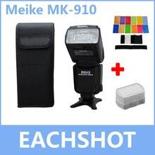 Meike МК-910 MK910 MK 910 i-TTL Вспышка Вспышка 1/8000 s HSS мастер для Nikon D7100 D7000 D5300 D5200 D5100 D3200 D3100 D3000