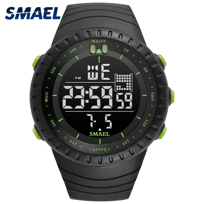 Smael Brand New Hot Electronics Watch Digital Display ...