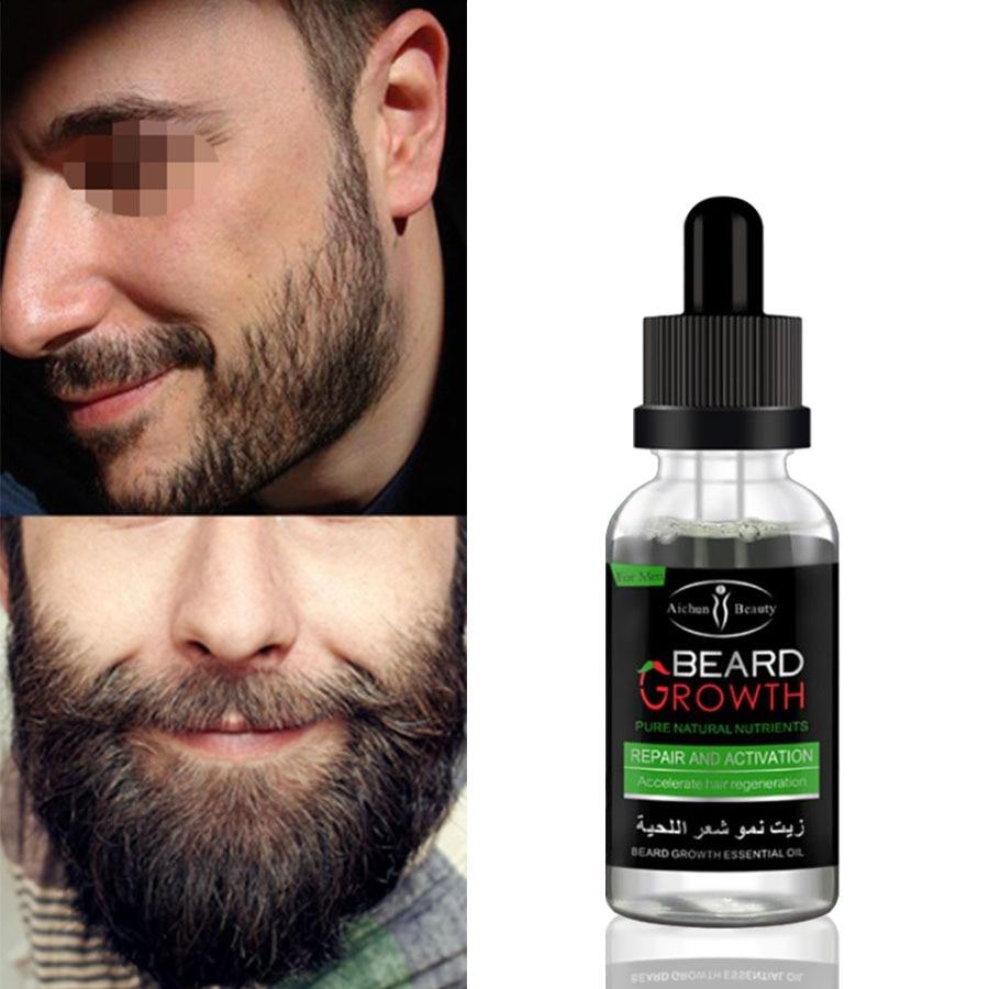 How can All natural bleach for facial hair