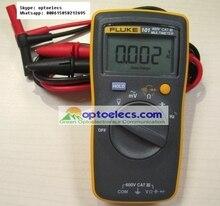 Gratis Verzending Fluke F101 Draagbare/Handheld Digitale Multimeter Compact En Lichtgewicht