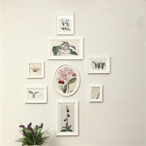 European Style Wall Photo Wood Frame New Home Decoration Small ...