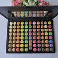 88 Cores New Makeup Quente Pro Paleta Da Sombra de Olho Beleza Cosméticos maquiagem Set 88 Flor 88F