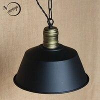 ぶら下げハードウェア照明ライトロフトレトロ工業用金属シェードペンダントランプ照明キッチン/バーコーヒーライト