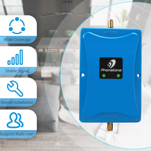 Image 5 - 2019 NEW mobile phone Dual ALC 3G GSM Signal Repeater 900MHz UMTS 2100MHz 2G 3G Band 8/1 Dual Band Cell Phone Signal Booster #50