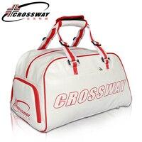 CROSSWAY многофункциональный спортивное оборудование мешок бадминтон теннисный мяч мешок большой емкости водонепроницаемая сумка мужская су