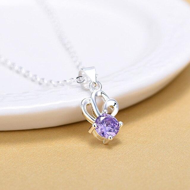 Женское кольцо с цирконом new fresh элегантное женское кулоном