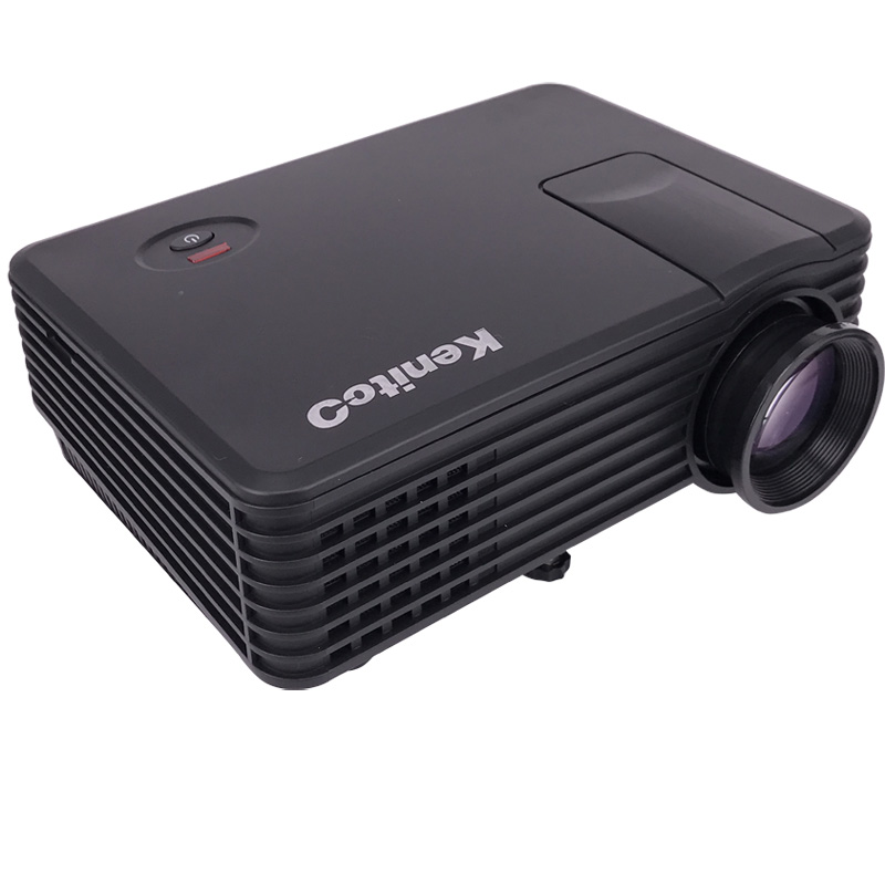 2015 Mini LED projector 1080P 2000 Lumens 1.4kg Home Projector and projetor hd Watching Football Game Free Shipping