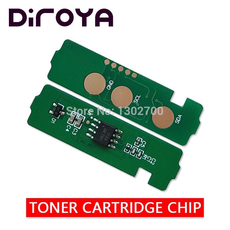 color clt k404s c404s m404s y404s toner cartridge chip for samsung Xpress C430 C430W C433W C480
