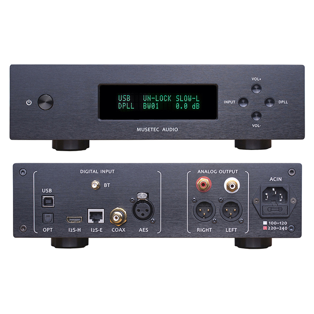 L.K.S Audio MH-DA004Mini ES9038pro Flagship DAC Decoder Audio