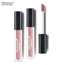 2Pcs/Lot Long-lasting Waterproof Matte Liquid Lipstick 20 Colors Lip Gloss 2gx2 Beauty Makeup Brand HengFang #H7014x2