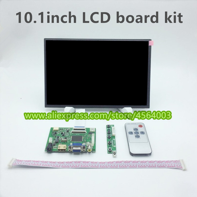 10.1 cal IPS 1280*800 wyświetlacz hd ekran EJ101IA-01G sterownik lcd monitor płyta sterownicza pilot zdalnego hdmi vga Raspberry pi zestaw modułów