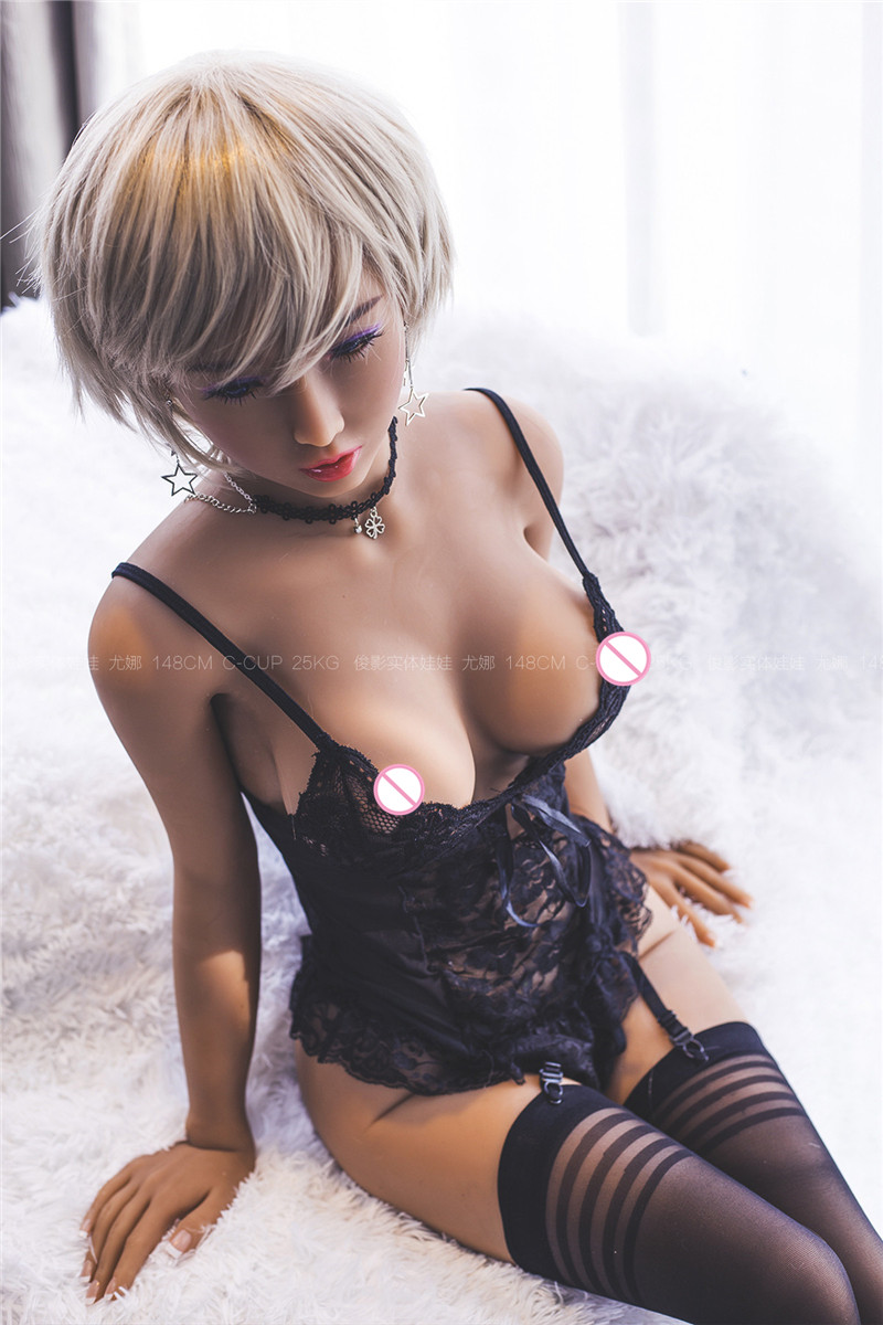 JY doll 148cm yuna Full TPE with Metal skeleton Sex doll Beautiful girl real silicone sex dolls for men realistic sex dolls