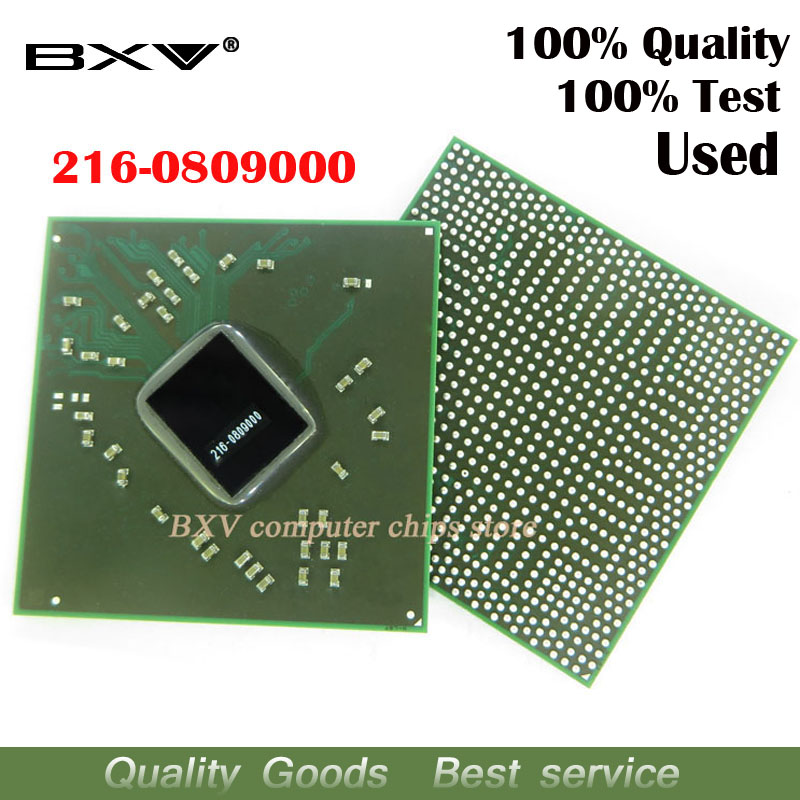 216-0809000 216 0809000 100% test work very well reball with balls BGA chipset quality assurance free shipping
