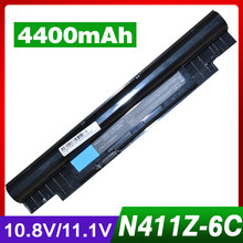 5200mAh laptop battery for DELL Inspiron N311z N411z Latitude 3330 Vostro V131 V131D 268X5 312-1257 312-1258 H2XW1 JD41Y N2DN5