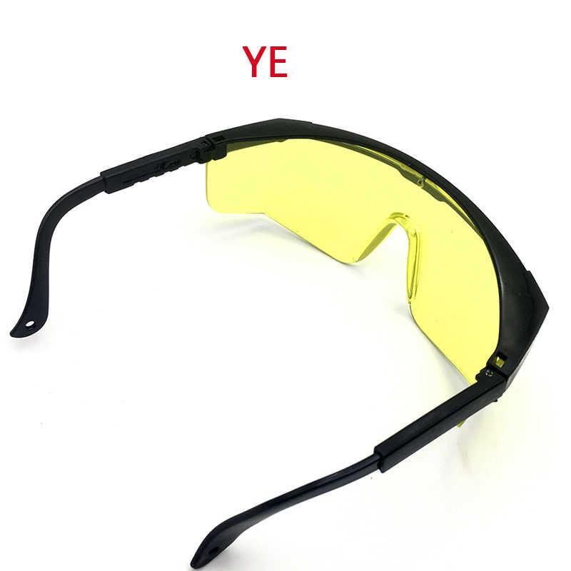 ZK40 gogle ochronne okulary ochronne okulary spawalnicze zielony niebieski laser ochrony okulary z regulacją pracy odporne na światło okulary