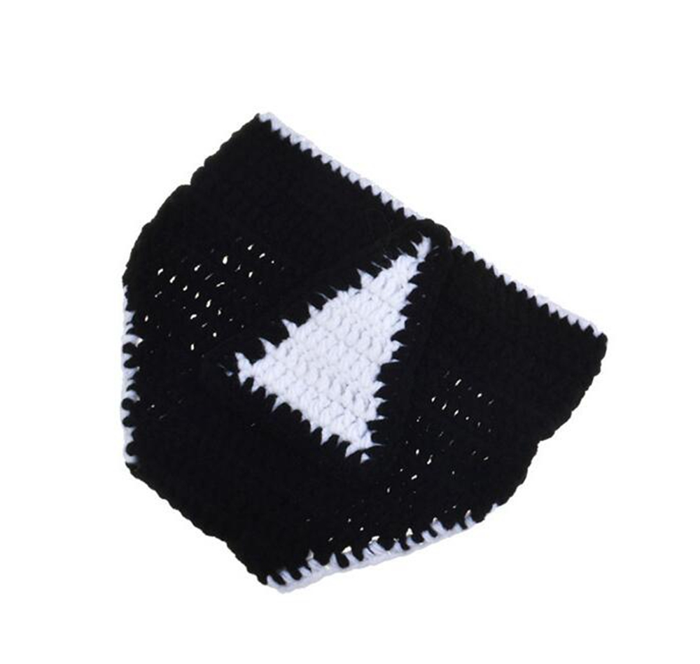 81092b9727a Penguin Shape Hot Handmade Hat Pants Set Baby Clothing Accessories Knitting  Newborn Baby Photography Props KXBBP046-in Hats   Caps from Mother   Kids  on ...