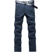 2019 nuevos pantalones de primavera y otoño para hombre pantalones de carga de moda