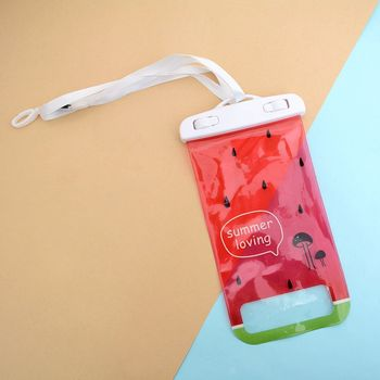 Waterproof Cases Soft Silicone Travel
