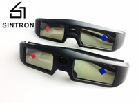 Sintron 2 New Rechargeable 3D Glasses For 2017 Sony Panasonic Samsung 3D TV Epson Compatible