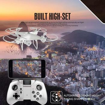 XS808  Drone RC Selfie Drone with Wifi FPV HD Camera Headless Mode RC Quadcopter Drone FSWB