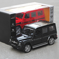 AMG G65 Diecast Metal Car Toys 1:32 Scale Pull Back Simulation Alloy Cars Acousto-optic Auto Model Collection Cars